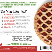 Do You Like Pie? – 12 Songs for Phonemes, Syllables, and Words